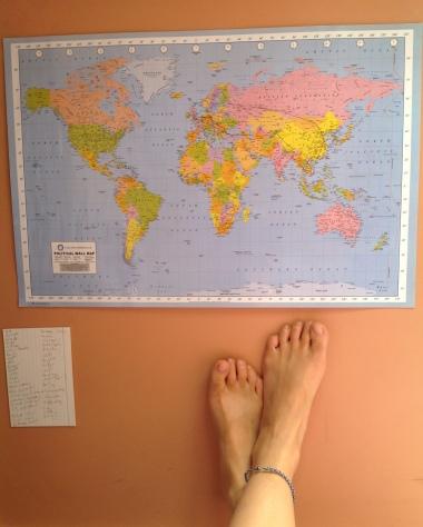 feetmap