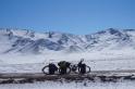 snow and bike