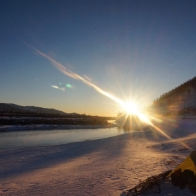 sunrise tent
