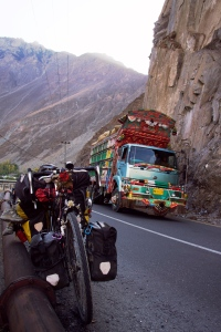 lorrybike