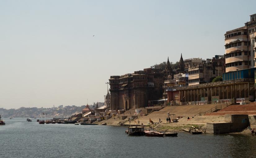 Varanasi – River, religion,ritual